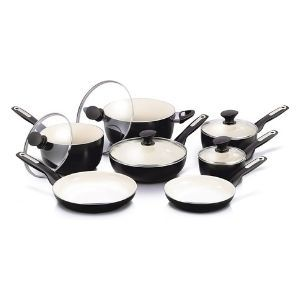 GreenPan Rio 12pc Ceramic Non-Stick Cookware Set