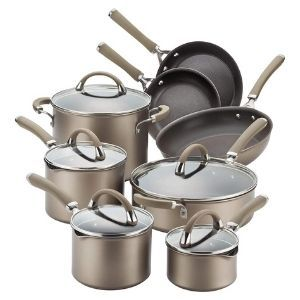 Circulon Premier Professional stainless steal 13 Piece Cookware Review